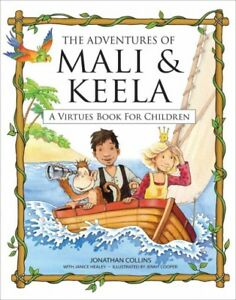 Adventures-of-Mali-amp-Keela-A-Virtues-Book-for-Children-Paperback-by-Collin
