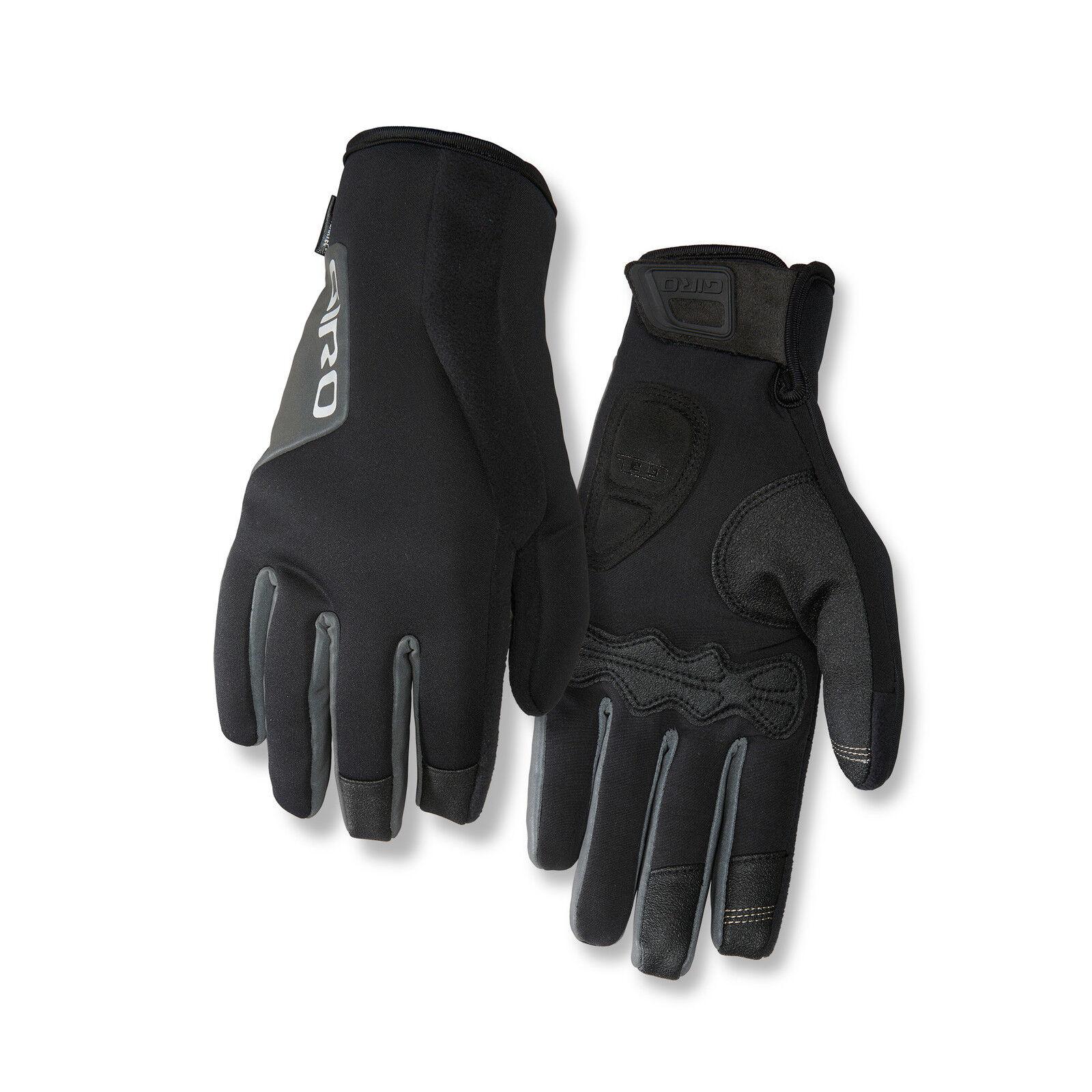 Giro ambient 2.0 invierno bicicleta guantes Lang negro 2019   hasta 42% de descuento