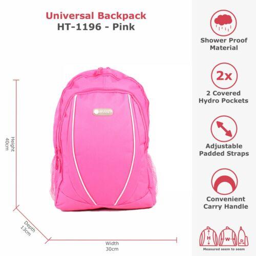 Mens Boys Ladies Large Backpack Rucksack Bag SPORT CAMPING TRAVEL HIKING SCHOOL