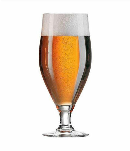 Personalised 1 Pint Chalice Beer Lager Glass Engraved Gift