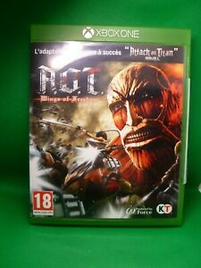 A.O.T (Attack on Titan ) Wings of Freedom XBOX One