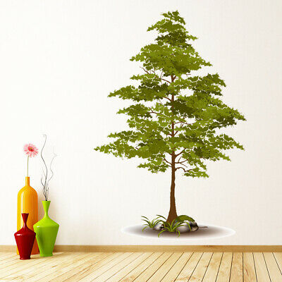 BIG TREES IN THE WOODS WHEELIE BIN STICKER PANEL