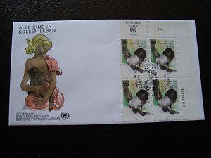 United-Nations-Geneve-Envelope-1er-Day-20-11-1985-cy41-United-Nations