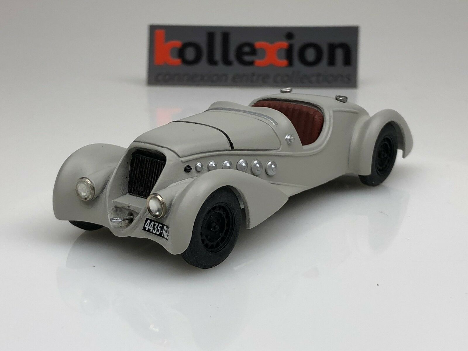 ESDO 84 PEUGEOT Darl'Mat Record Monthléry 1936 1.43