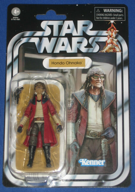 for sale online Kenner Star Wars The Vintage Collection Hondo Ohnaka Figure E9394