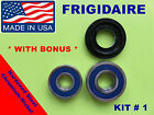 FRONT LOAD WASHER,2 TUB BEARINGS AND SEAL,Frigidaire,Beaumark, KIT # 1