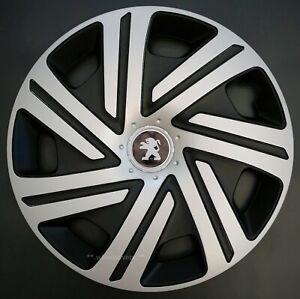 Set-of-4x14-034-Wheel-Trims-for-Peugeot-106-107-206