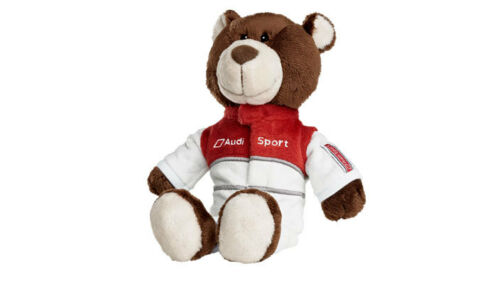 Genuine Audi Motorsport Bear 20cm