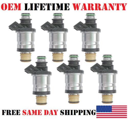 Rebuit x6 OEM HONDA P#HON0008 Fuel Injectors *Honda Accord 3.0L V6 {YRS 98-02}