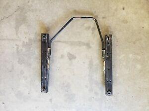 Jeep-Wrangler-YJ-CJ5-CJ7-12-034-Seat-Adjuster-Slider-Track-Bracket-Front-Mount