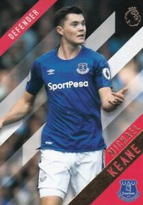 2017-18-Topps-Premier-League-or-Football-Cartes-a-Collectionner-45-Michael