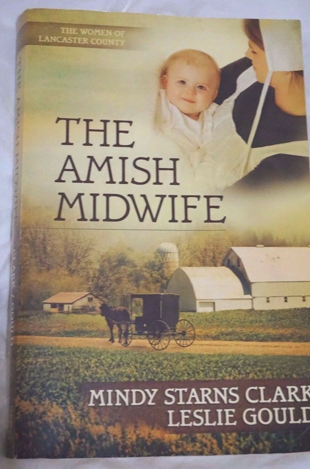The Women of Lancaster County: The Amish Midwife 1 by Mindy Starns Clark  and Leslie Gould (2011, Paperback)   eBay
