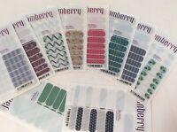 Jamberry Nail Wraps 1/2 sheet rare retired stylebox hostess exclusive holidays