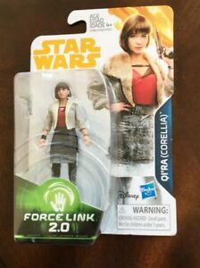 Star Wars Force Link 2.0 qi/'ra figurine Corellia