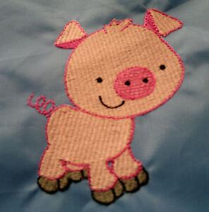 Personalised Piglet School//PE//Gym//Drawstring Bag