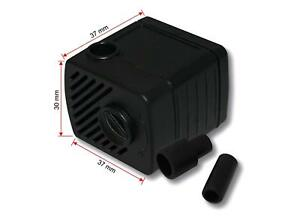 Pumps (water) Micro Pompe 200 L/h 2 Watts Refreshing And Beneficial To The Eyes Fish & Aquariums