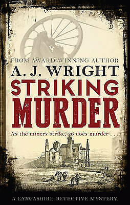 1 of 1 - Alan Wright, Striking Murder (The Lancashire Detective Series), Very Good Book