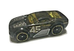2004 Hot Wheels Horseplay Grey 45 See Through - Loose Die Cast Car
