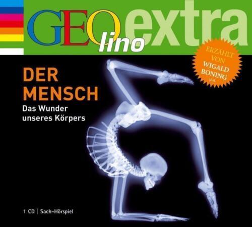 1 von 1 - GEOLINO EXTRA - DER MENSCH - DAS WUNDER UNSERES KÖRPERS - CD Neu/OVP