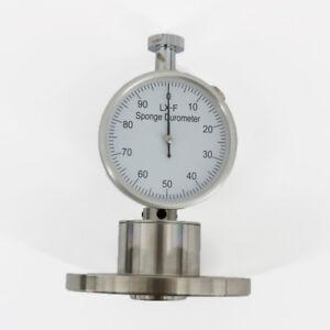 Foam Hardness Tester,Sponge Hardness Tester,LX-F (0~2.5millimeters, 550mN~4300mN