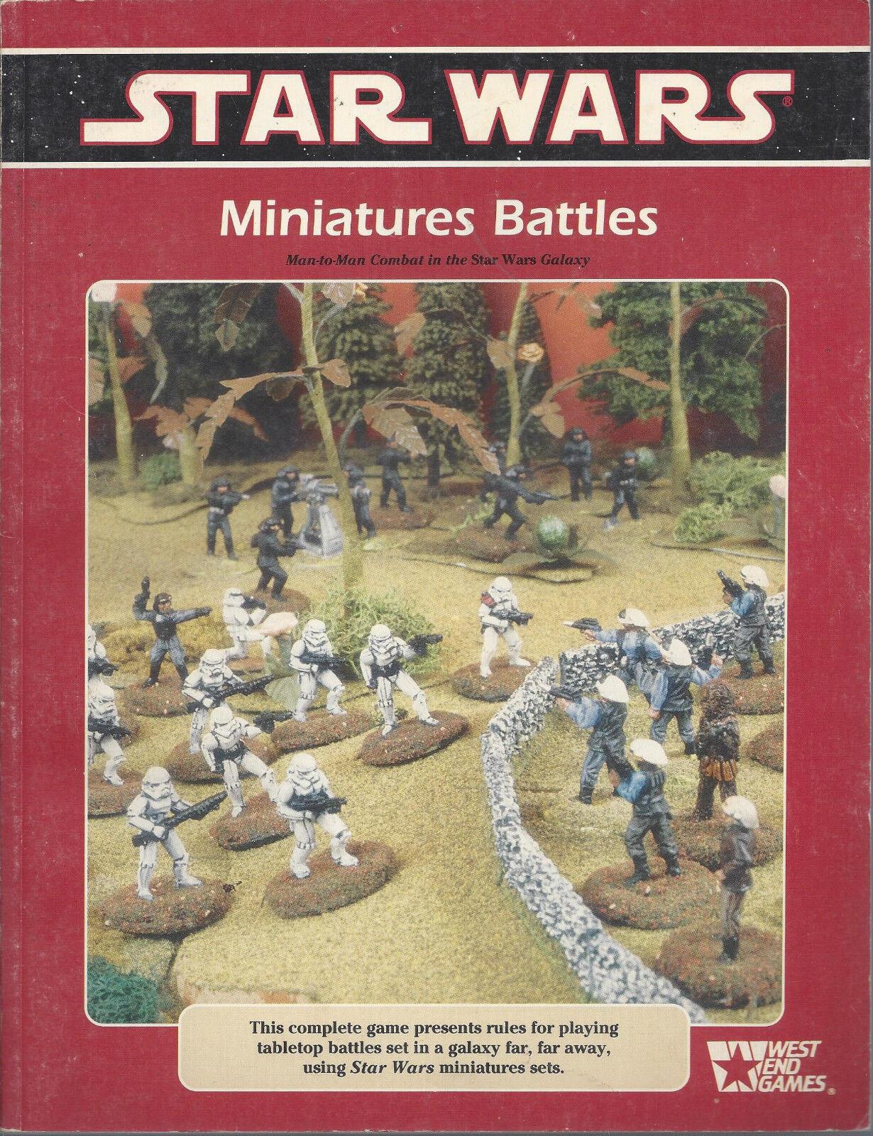Star wars miniaturen schlachten west end games 1991