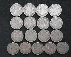 George-V-Half-Crown-0-925-or-0-500-Silver-1911-to-1936-Choose-your-date-or-gra