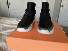 Size 7 - Nike Air Fear of God SA Black
