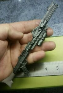 "Blaster 12/""-Hasbro-Star Wars 1//6 Scale-Use To Customize"