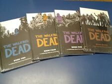 1x  The Walking Dead Hard Cover Collection (Vol. 2,4,5,7 and The Covers Vol.1) N
