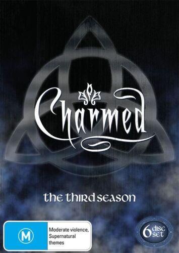 1 of 1 - Charmed : Season 3 (DVD, 2011, 6-Disc Set)