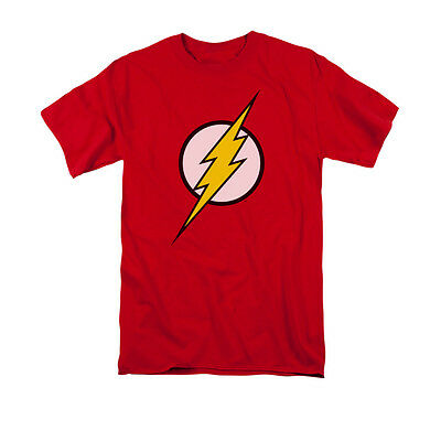 Jla Lightning Trail Adult Regular Fit T-Shirt