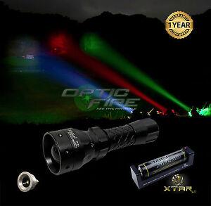 Opticfire-TX-38-T38-LED-hunting-light-torch-lamping-lamp-IR-NV-night-vision