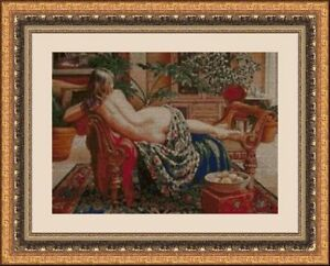 KIT DE PUNTO DE CRUZ PANDA- CROSS STITCH KIT DESNUDOS ARTISTICOS 31628 6MccxHi9-07214841-774230904