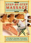 Step-by-Step Massage by Carole McGilvery, Jimi Reed (Hardback)