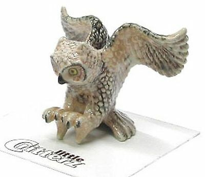 Little Critterz Miniature - Great Horned Owl -LC551 (Buy 5 get 6th free!)