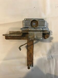 1940's Seeburg Wallbox Coin Entry Assembly