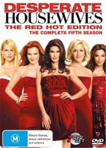 Desperate Housewives SEASON 5 : NEW DVD