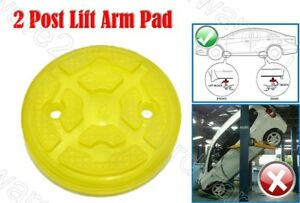 2-Post-Lift-Hoist-Anti-Slip-Safety-Arm-Pad-Prevent-Car-Slip-Off-RP120SR