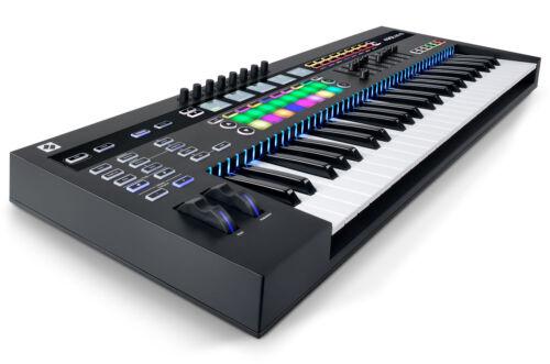 OVP /& NEU Midi Master Keyboard 49 Tasten Novation 49SL MKIII