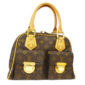 LOUIS-VUITTON-MANHATTAN-PM-HAND-BAG-MONOGRAM-CANVAS-M40026-AUTHENTIC-AK36852c