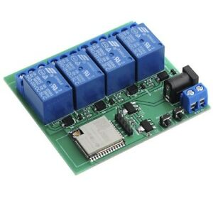 SES-Bluetooth-Relay-Controller-with-optional-external-antenna