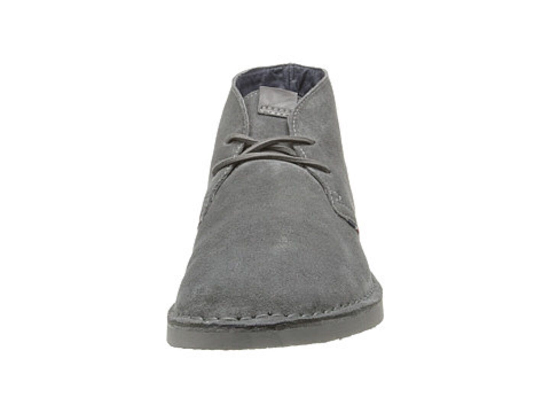0fe820dc2ef35 Tommy Hilfiger Monroegrmsu Monroe Mn s (m) Dark Grey Suede Casual BOOTS 10