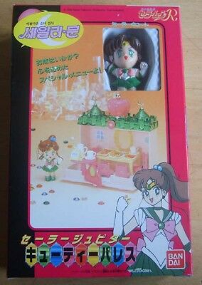 Jupiter Figure Bandai Sailor Moon Sailormoon Palace