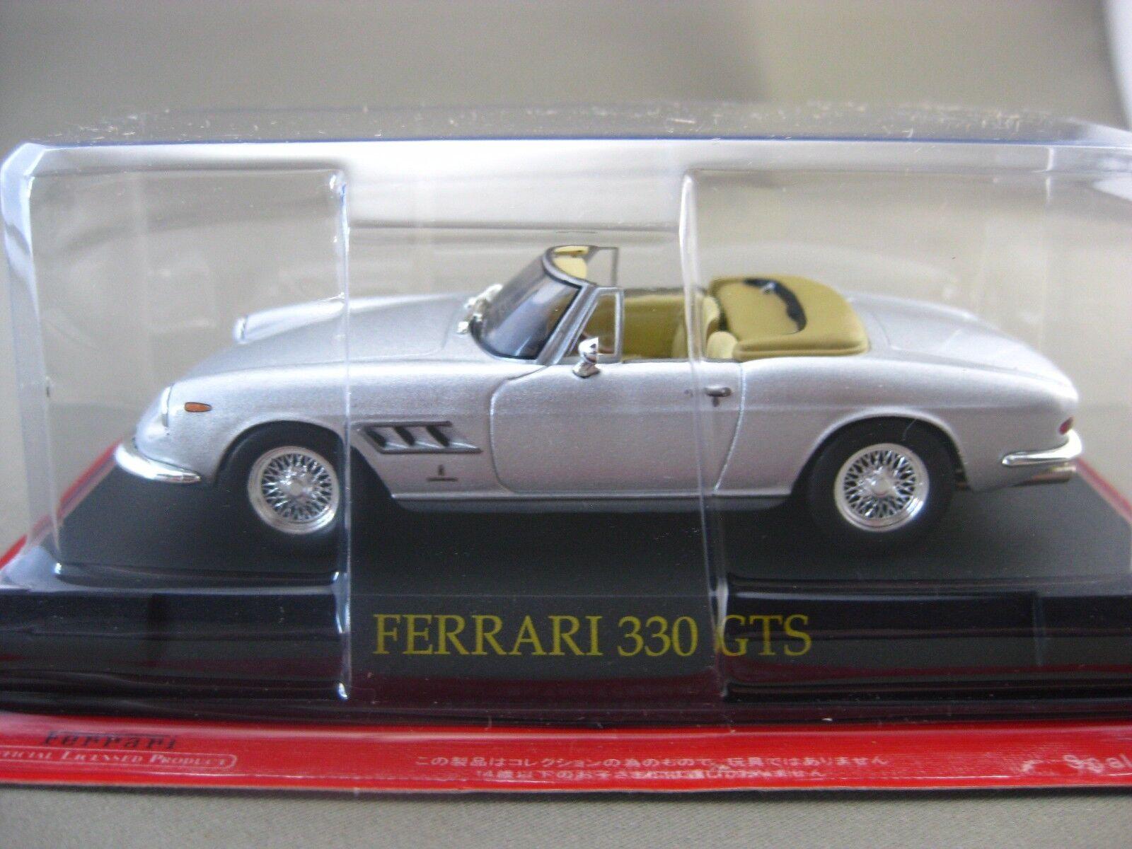 Ferrari 330 GTS Hachette 1 43 Diecast voiture Vol.30