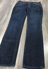 COH CITIZENS OF HUMANITY Jackie # 149 Straight Leg Low Rise - Size 28