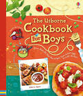 Cookbook for Boys by Abigail Wheatley (Spiral bound, 2010)