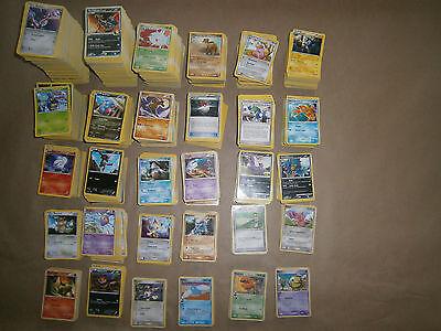 Lot de 20 cartes pokémon anglaises toutes différentes