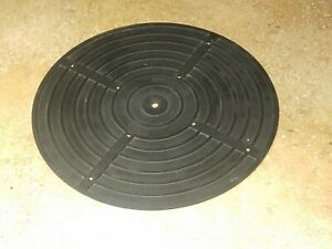 Technics-SL-230-turntable-platter-only-Good-used-condition