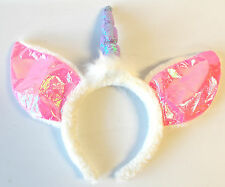 Unicorn Headband Horn Ears Princess Fantasy Costume NWT