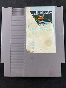 Rad Racer (Nintendo Entertainment System, 1987) Game Only No Case